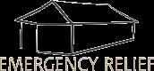 Emergency Relief Tents logo