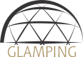 glamping tents logo