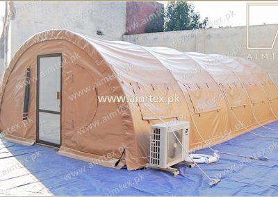 Warrior Tent