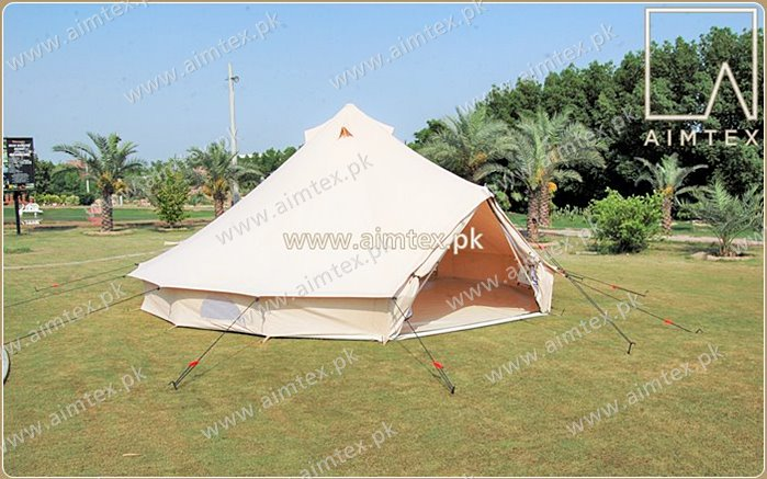 & Bell Tent  Emperor bell tent  personal camping tents