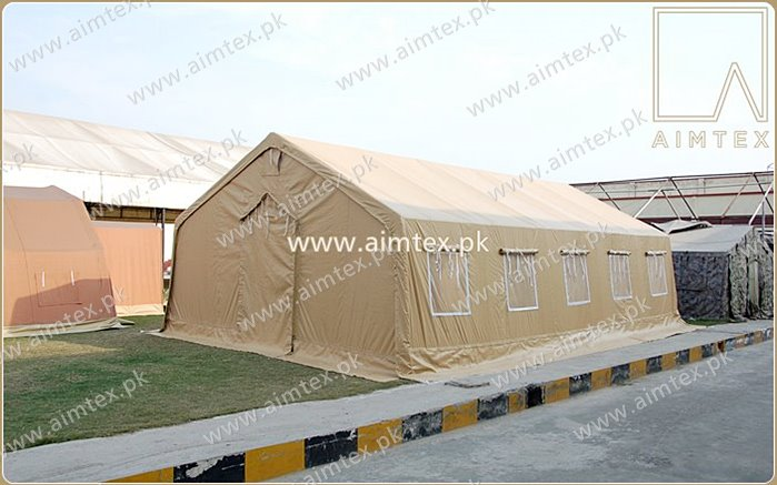 Collective Tent – Frame Type