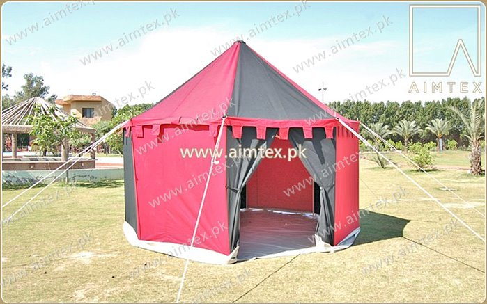 & Round Medieval Tent| Larp tents| arctic tents