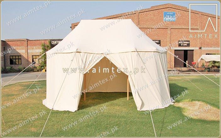 Pavilion 2 poles