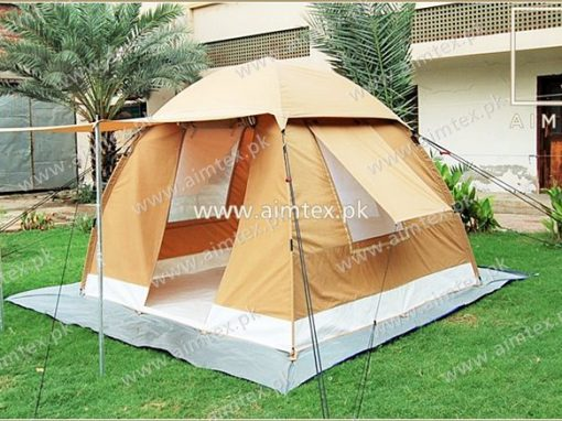 Two Men Tent