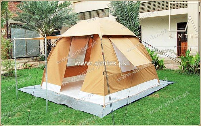 Two Men Tent