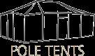 deluxe pole tent logo