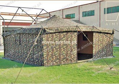 Square Pole Tent
