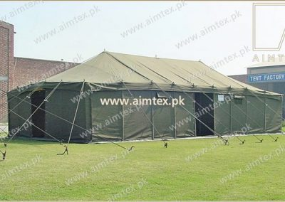 Collective Tent – Pole Type