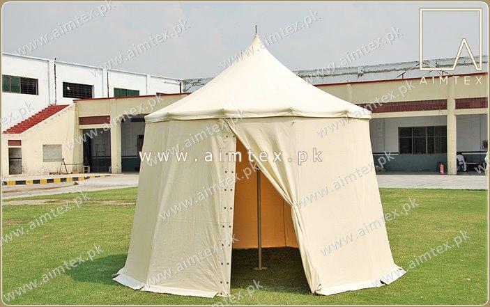 Pavilion Single Pole