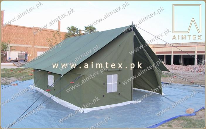 Bush tent